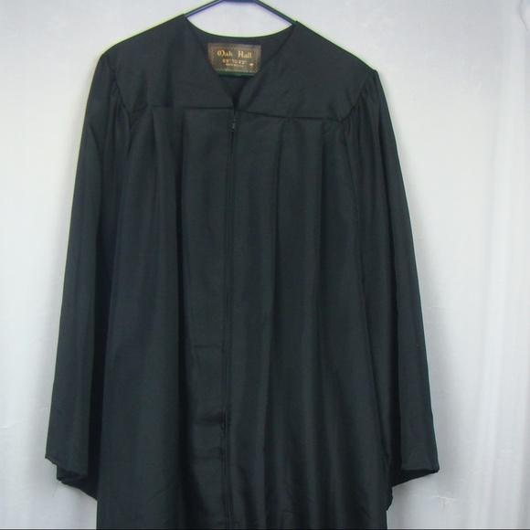 Oak Hall Shirts Graduation Gown Mens Or Womens 662 Poshmark